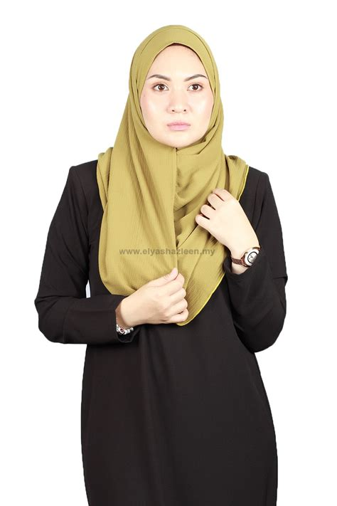 Instan Olive by Instant Chiffon Posh Olive