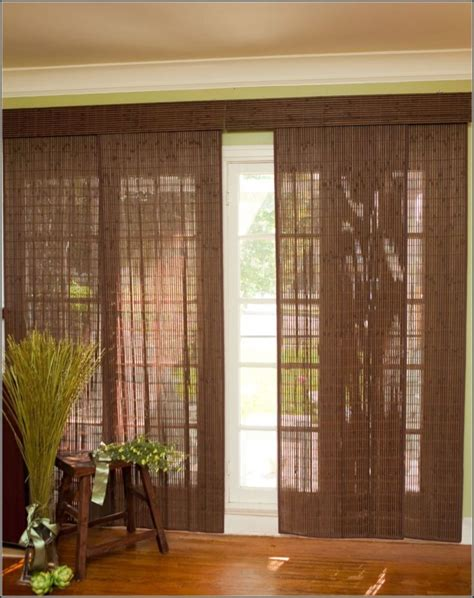 Vertical Blinds For Patio Door Patio Door Vertical Blinds Menards Patios Home