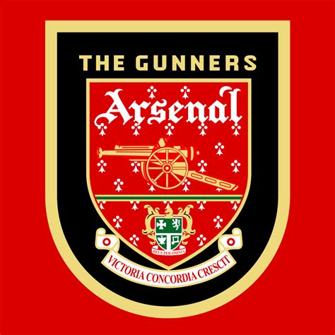 arsenal wiki file arsenal crest 1996 2001 svg wikimedia commons