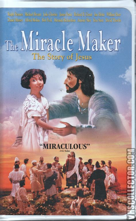 The Miracle Maker 2000 The Miracle Maker Vhscollector Your Analog Videotape Archive