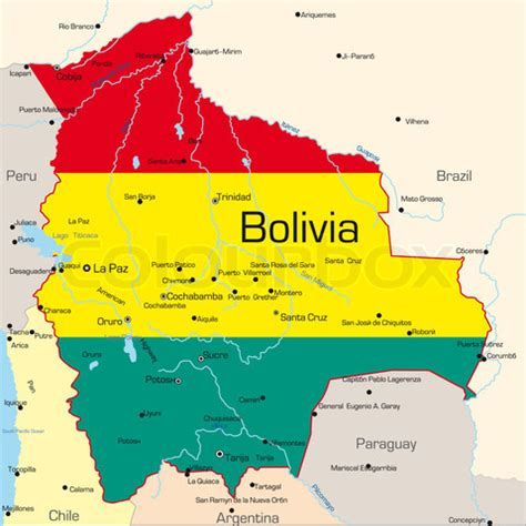 imagenes satelitales bolivia bolivia mapa