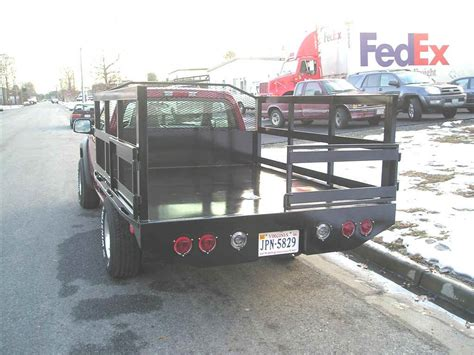 bed of truck truck beds commercial business specialty equipment