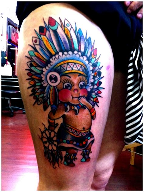 navajo pattern tattoo 40 native american tattoo designs that make you proud