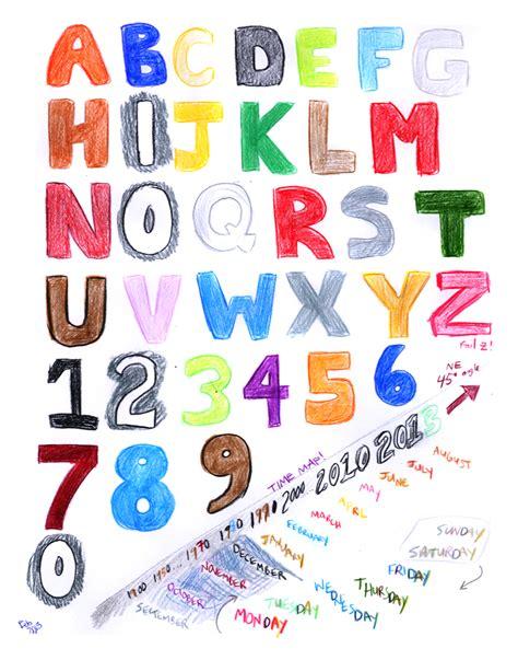 grapheme color synesthesia grapheme color synesthesia by incaseyouart on deviantart