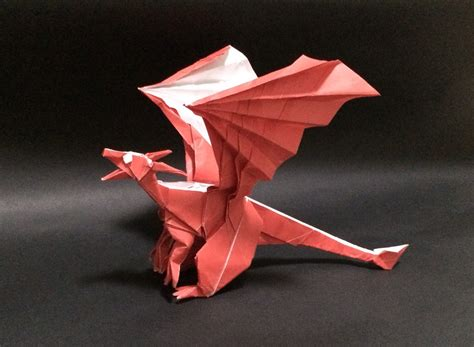 How To Make A Paper Charizard - origami charizard images images