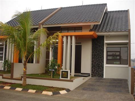 contoh layout rumah sederhana contoh model design rumah sederhana minimalis