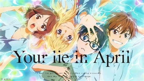 anime your lie in april your lie in april kimiuso hulu the fandom post