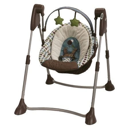 graco snugride swing graco swing by me portable swing dakota target