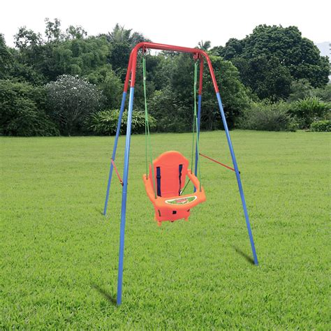 Childrens Swing Seats by Costway Costway Toddler Children Swing Seat Chair
