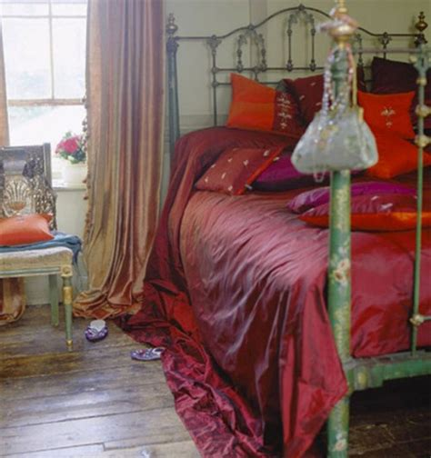 gypsy style bedroom bohemian bedrooms and textiles panda s house