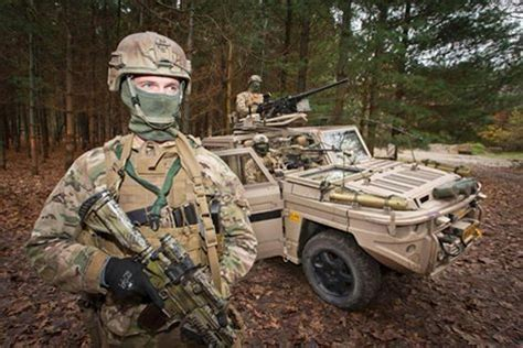 kopel comando tactical army korps commandotroepen kct commandos pose with