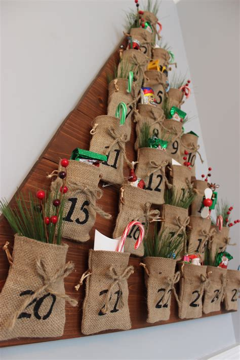 make your own wooden advent calendar white diy tree advent calendar feature by rogue