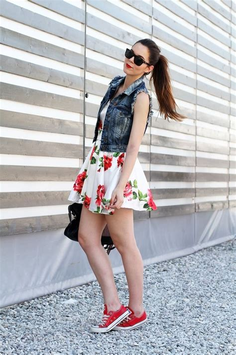 Wears Really Cool by Cool Ways To Wear Converse Shoes Aelida