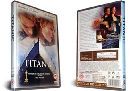 titanic film uk certificate titanic dvd 163 4 97 classic movies on dvd from