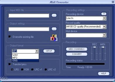 kar format converter midi4you download midi4you converts any of your midi or