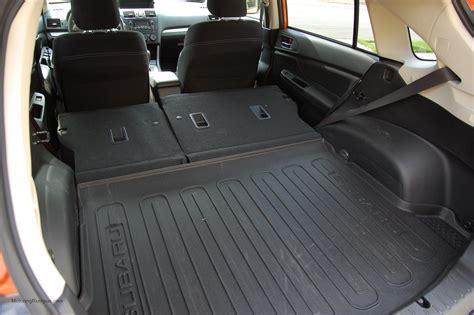 subaru crosstrek interior trunk subaru crosstrek trunk space 2017 2018 best cars reviews