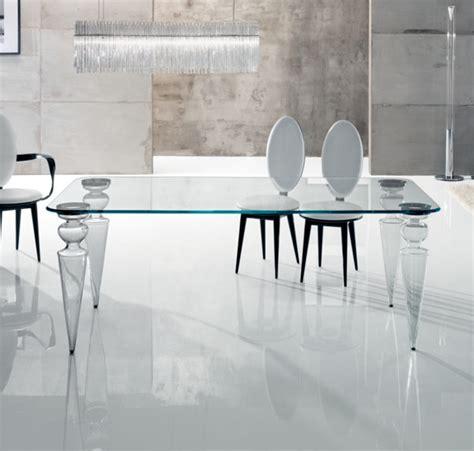 reflex tavoli in cristallo tavoli tavolo gran canal da reflex