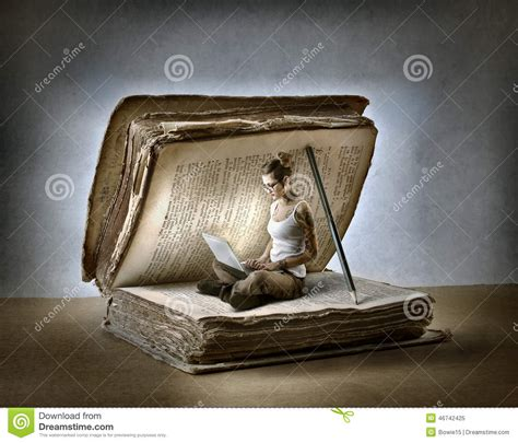 libro one inside a novel reading a book stock image image of internet antique 46742425