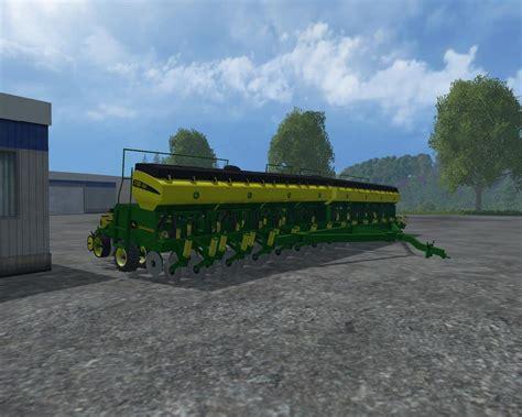 Mod Planter by Deere 2130 Ccs Planter V1 4 Fs 2015 Farming