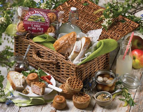 Picnic Top our top picnic foods from producers vale of