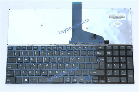 new for toshiba satellite s55 s55 a s55t a s55d a series laptop keyboard chiclet ebay
