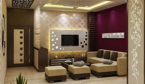 How To Interior Design A Living Room by Space Planner In Kolkata Home Interior Designers Decorators