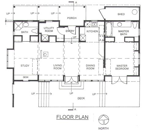 big house plans susanka house plans escortsea