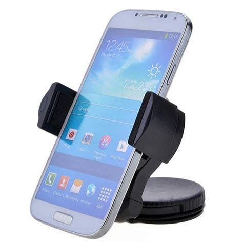 Suction Cup Car Holder Mobil Kamera Aksi mini universal 360 suction cup mobile vehicle support car windshield mount holder bracket for