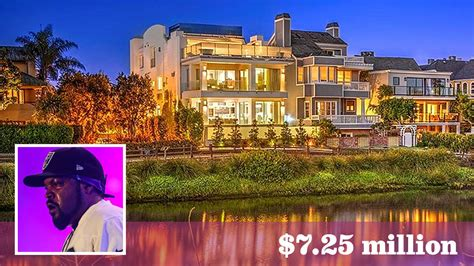 Three Story Homes by Ice Cube Buys Jean Claude Van Damme S Canal Front Home In