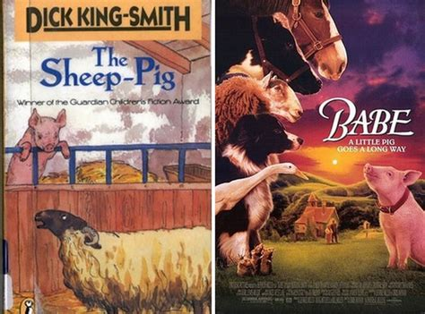 libro the sheep pig pel 237 culas famosas basadas en libros