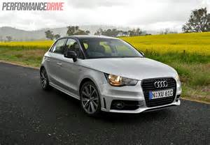 2013 audi a1 sportback s line competition review
