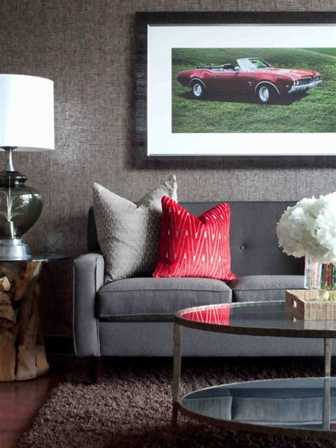How To Decorate A Bachelor Pad Bachelor Pad Ideas On A Budget Hgtv