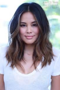 no effort medium length hairstyles for ordinary 50 with thin hair 25 best ideas about layered lob on pinterest long messy