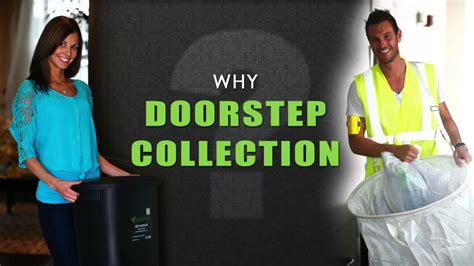 valet living trash valet waste doorstep trash recycling collection service