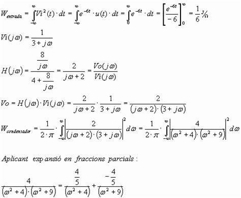 calculo integral circuitos electricos aplicaci 243 n de m 233 todos matem 225 ticos de la ingenier 237 a a la teor 237 a de circuitos p 225 2