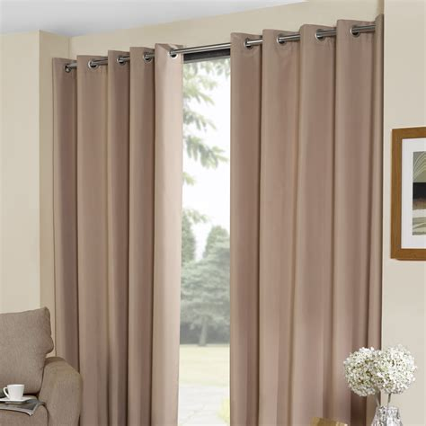 the range curtains uk melissa blackout charcoal eyelet curtain
