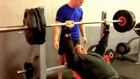 bench press on the floor 15a bench press 54 years floor press 309lbs 140kg