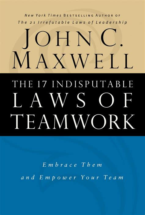 Online Team Builders Work From Home Reviews - the 17 indisputable laws of teamwork
