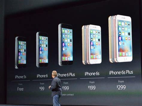 apple presenta el iphone 6s caracter 237 sticas y precio