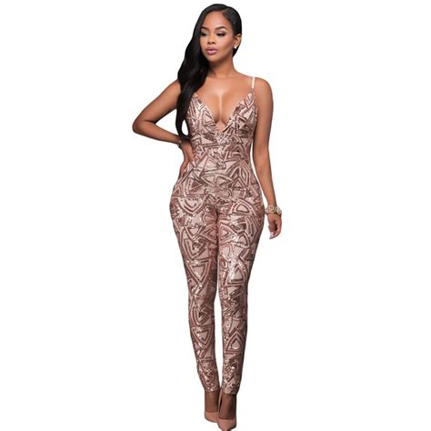 rose pattern jumpsuit popular rose gold jumpsuit buy cheap rose gold jumpsuit