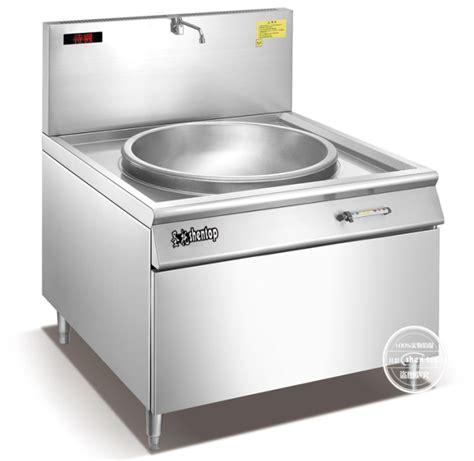 induction wok burner shentop stca i15 high power commercial induction wok