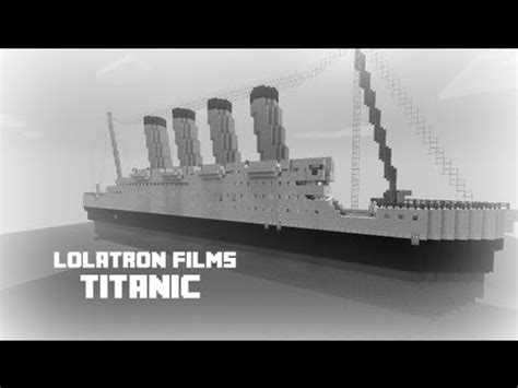film titanic description lolatron film s titanic read description minecraft project