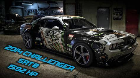 2014 challenger hp 2014 dodge challenger srt8 1592 hp