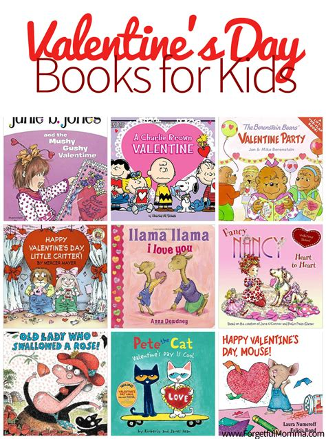 valentines day picture books s day books for forgetful momma