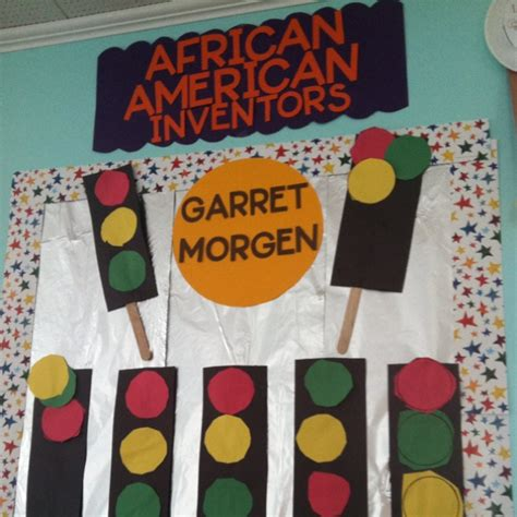 history crafts for american inventors black history month