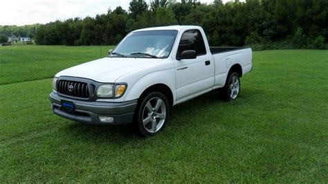 2001 Toyota Tacoma Regular Cab Tacorxsupreme S 2001 Toyota Tacoma Regular Cab In