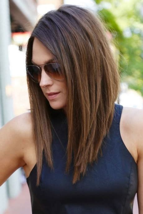 18 perfect lob long bob popular medium length hairstyles 2018