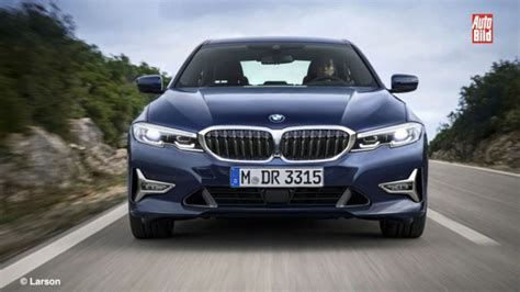 Bmw 3 Series 2019 Hp by 2019 Bmw G20 3 Series 规格曝光 最大马力360 Hp Automachi
