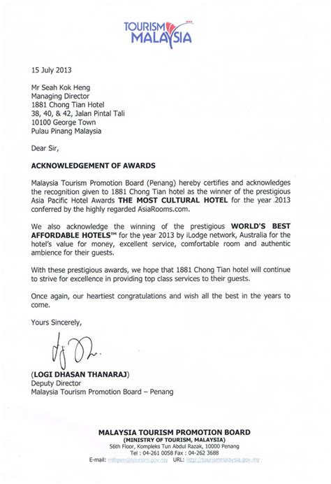 Employment Letter In Malaysia Offer Letter Format Malaysia Docoments Ojazlink