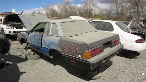 junkyard find 1981 datsun 200sx coupe the about cars